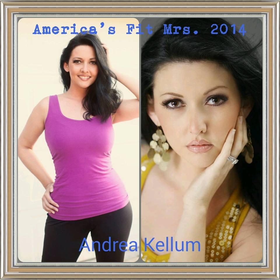 Andria Kellum, Winner, America's Fit Mrs. 2014